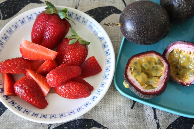 Spring fruits