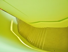 Glasgow Riverside Museum (Michelle O'Connell Photography) Tags: history museum stairs project riverside meadow stairwell historical govan clydeside whiteinch riversidemuseum unlimitedphotos