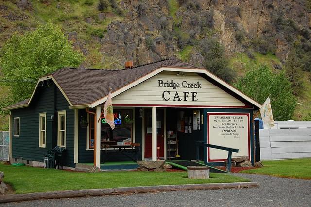 Bridge Creek Cafe