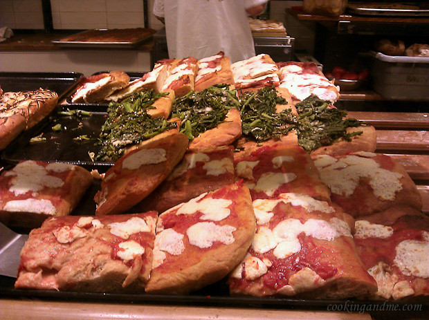 Eataly Italian Restaurant, New York