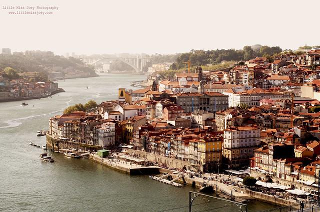 Porto - a view