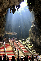 Batu Caves (banklins) Tags: forest temple asia south east malaysia cave kuala batu lumpur sud est batucave