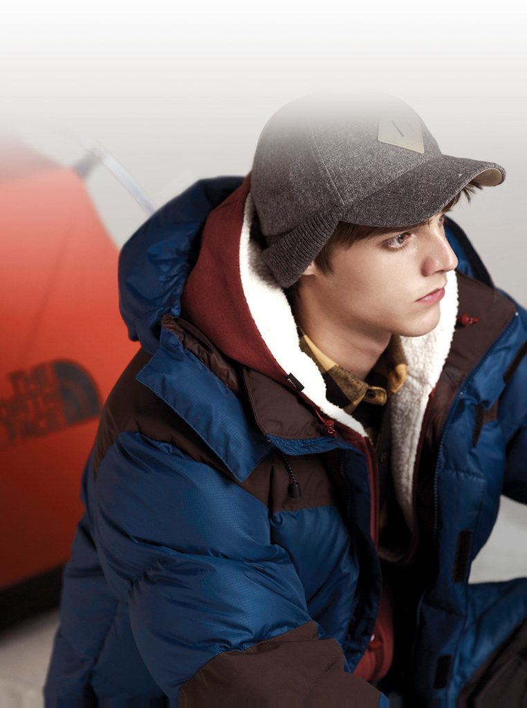 Robbie Wadge0431_North Face FW 2011(ERIKIMISUN@TFS)