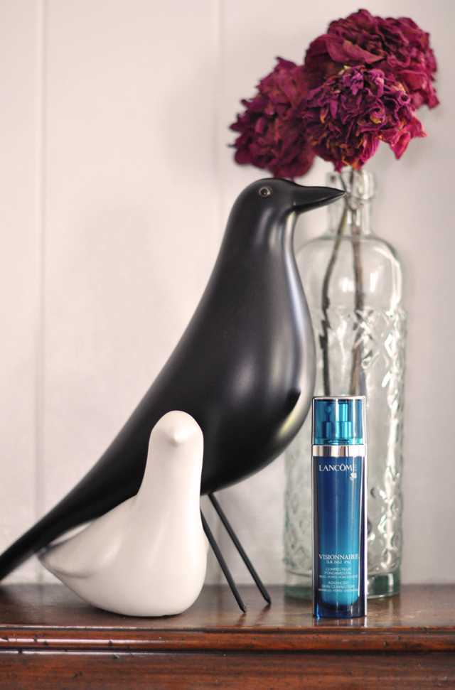 Eames house bird-Lancome Visionnaire-decor