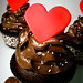 Chocolate Lovers Faux Cupcake