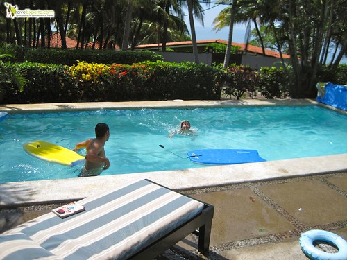 sunzal beach el salvador vacation rental pool