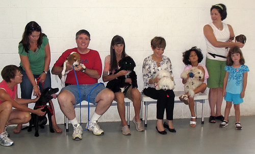 """Summer 2009 Puppy Class • <a style=""""font-size:0.8em;"""" href=""""http://www.flickr.com/photos/65918608@N08/6167573015/"""" target=""""_blank"""">View on Flickr</a>"""