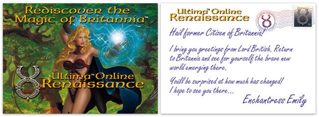 Ultima Online: Renaissance: Enchantress Emily