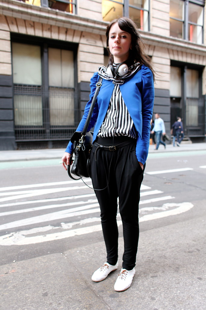 fashion blog street style new york