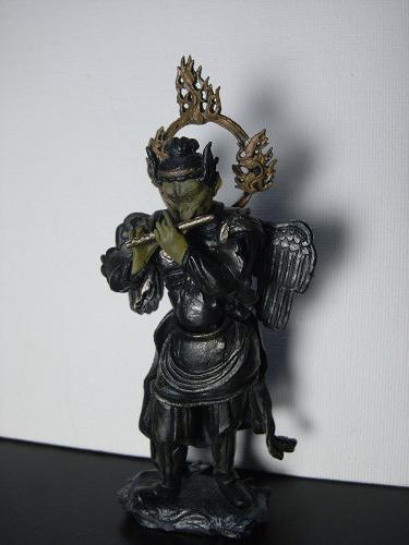 迦楼羅像@和の心仏像コレクション2-01