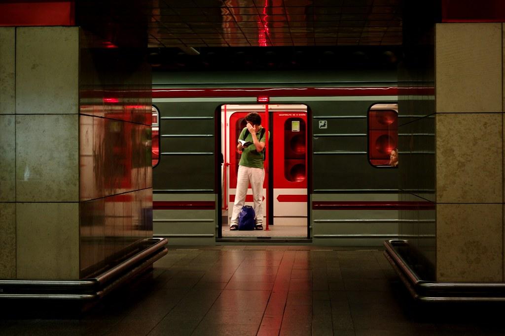 Praha subway
