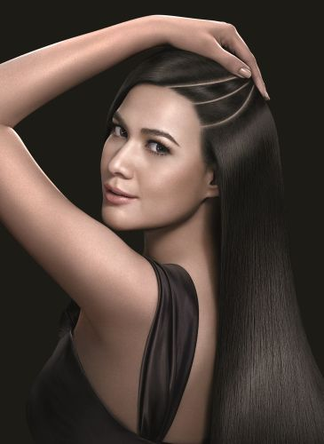 Bea Alonzo uses Clear for Women for healthier, shinier hair