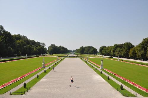 Schloss Nymphenburg - Palace Gardens