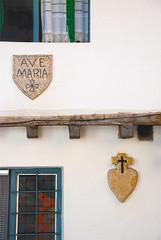 Detalle casa Madrigal de la Vera