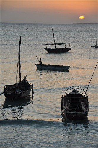 Sunset Kizimkazi