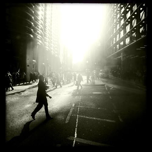 Cannon Street, September 2011