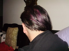 P8010308 (Yukiko Ashikaga) Tags: haircut hair shaved bob short nape assymmetic
