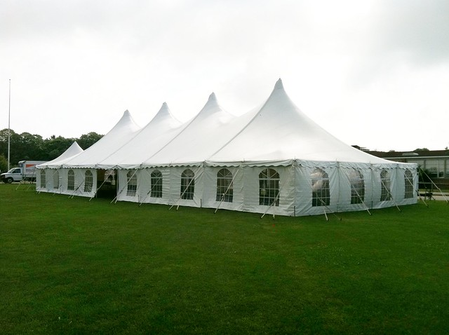40 Foot Wide Pole Tent Uses & 40 Foot Wide Pole Tent Rental