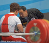 Sa Jae-hyouk KOR 77kg (Rob Macklem) Tags: kor 77kg olympicweightliftingkoreawor weightclasses sajaehyouk olympicweightliftingkoreaworldchampionshipsgoyangcity77kg