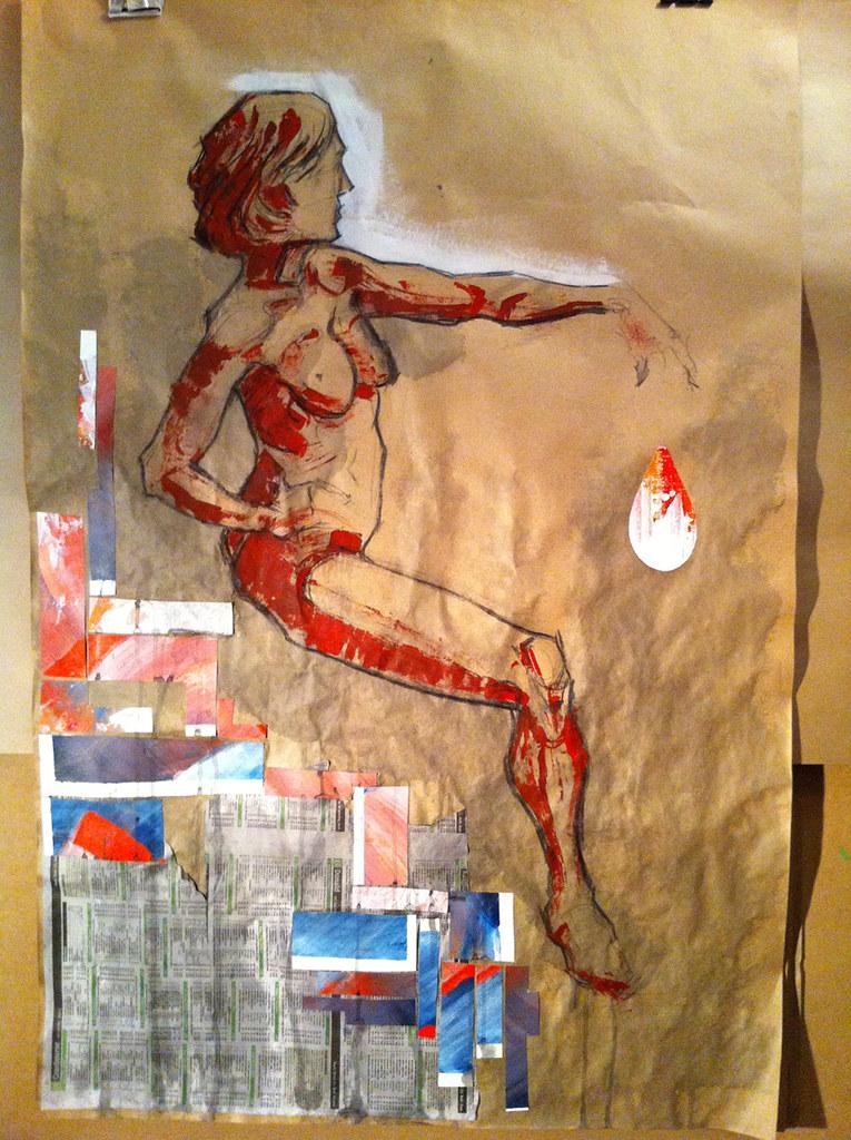 David Keen's Sketchbook
