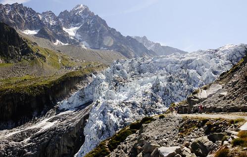 Glacier de Argentiere 04