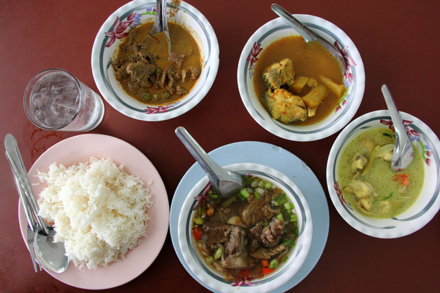 Abdulloh Muslim Restaurant - Krabi, Thailand