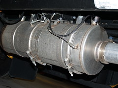 Active Diesel Particulate Filter