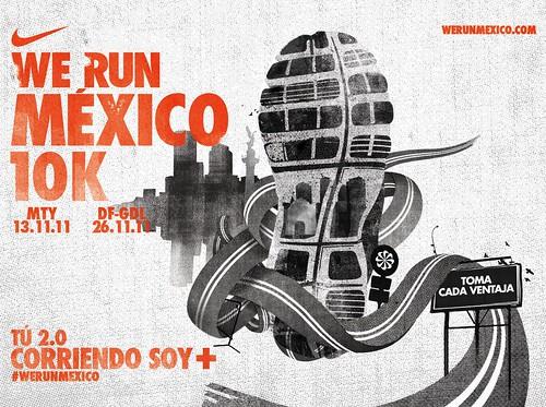 Carrera Nike We Run 2011