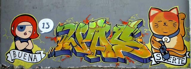 093 WAS GRAFFITI MALAGA