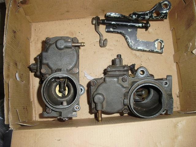 Venta de Carburadores  dobles!!!! 6176622459_720747b695_z