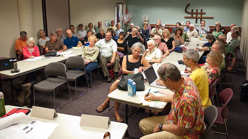 The PLAN Boulder Audience