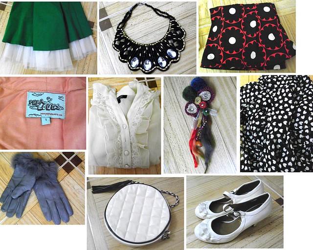 ropa para tiendas de trueque