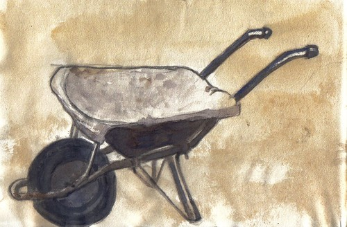 carretilla (wheelbarrow)