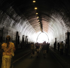 Budapest, the 20th August, people in the Tunnel (sovcsil) Tags: tunnel saarysqualitypictures art2011