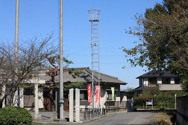 平沼の火の見櫓(川島町)