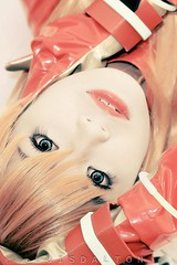 Asuka Langley Cosplay 6 (MyrtleGail) Tags: test female phil cosplay philippines sm suit myrtle abigail gail luis dalton filipina langley asuka cyberzone sarrosa