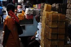 Mysore (India) - Devaraja market ( V ) Tags: people india asian asia market indian marketplace karnataka mysore seller bharat southindia canesugar subcontinent jaggery ilobsterit