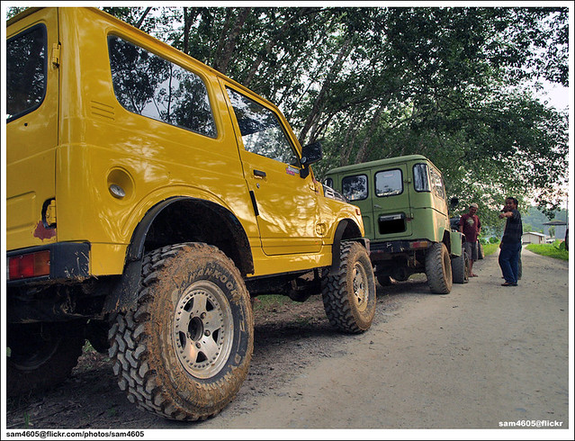 4x4 Outing
