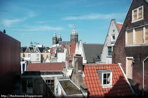 Amsterdam - St.Niklaaskerk