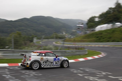 MINI JCW Coupé Endurance
