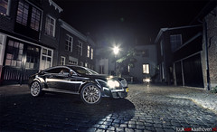 A Night Like This.. (Luuk van Kaathoven) Tags: light black night speed painting this like continental van gt bentley luuk luukvankaathovennl kaathoven