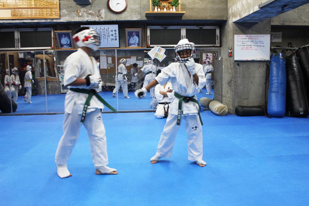 Kyokushin Karate Coverage (1)