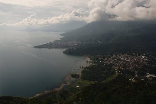 San Pedro La Laguna, Lago Atitlan,       Guatemala