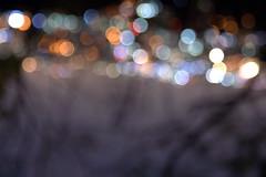 City lights (Olka Mis.) Tags: bokeh seoul citylights southkorea top20bokeh