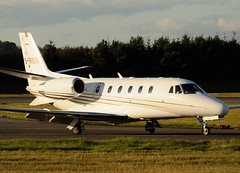 G-RSXL Cessna 560XL Citation XLS