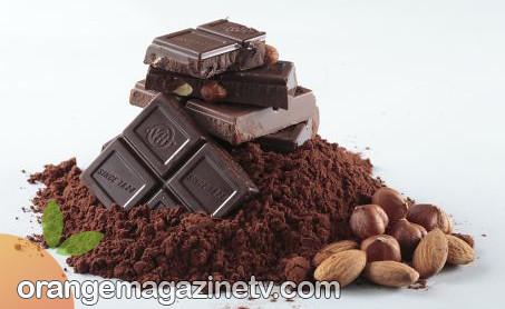 Van Houten Chocolate