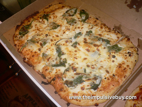 Domino's Spinach & Feta Artisan Pizza