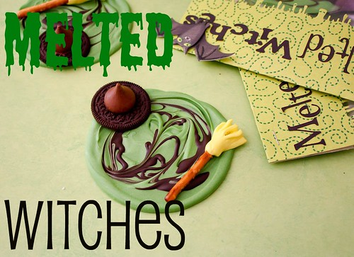 Melted Witches by Confessions of a Cookbook Queen