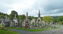 Edgerton Cemetery (Tim Green aka atoach) Tags: cemetery grave yorkshire edgerton huddersfield