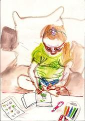 nuni2 (marin71) Tags: art sketch drawing urbansketchers